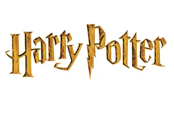 harry potter logo hp. Harry Potter e la camera dei